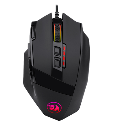 Mouse Gaming Redragon M801