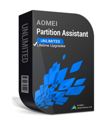 AOMEI Partition Assistant Unlimited, Lifetime Upgrades