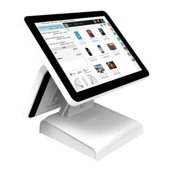 POS All In One Nexy HB15PRi5-2HD.W, Premium, Touch 15 inch + LED 12 inch